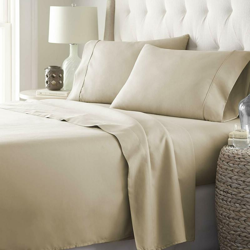 Hotel Bed Set Fade Resis