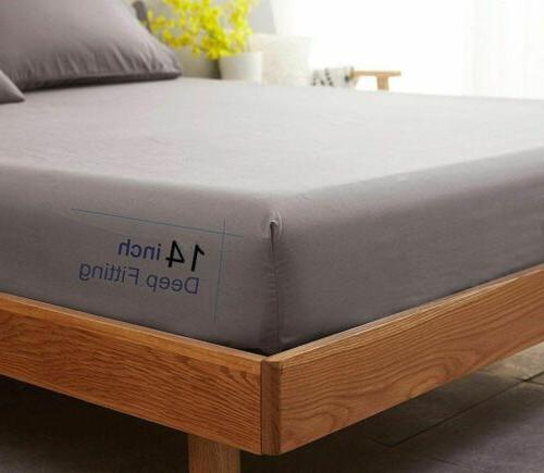 DEEP BAMBOO BED SET ALL SIZES