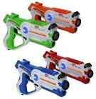 Laser Tag Game Multiplayer Indoor Outdoor Activity Fun Pack