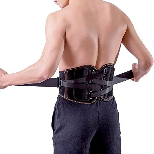 lower back brace pain relief