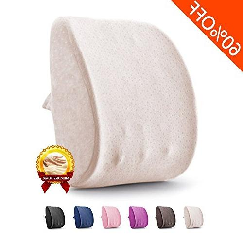 lumbar pillow back support