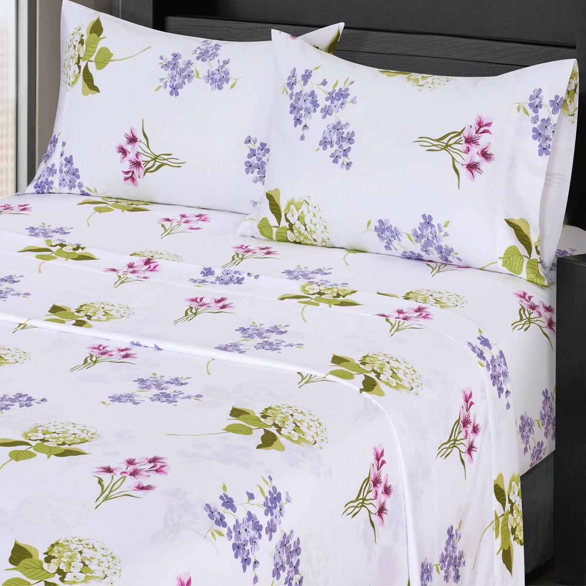 Luxury Sheets 100% Pure Sateen Combed Deep