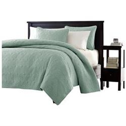 Madison Park Mansfield 3-piece Quilted Pattern Coverlet Mini