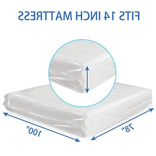 HOMEIDEAS Super for Queen/King Size