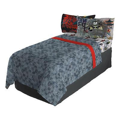 Lego Boys Comforter Sheets