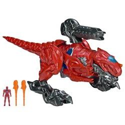 Power Rangers Movie Action Figure - T-Rex Battle Zord with R