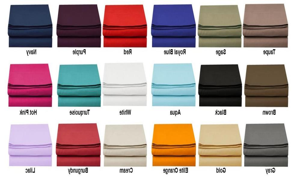 and Sheets Count Series 18 Colors