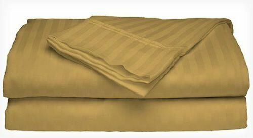 Queen Size 400 Thread Count 100% Cotton Bed Sheet Set