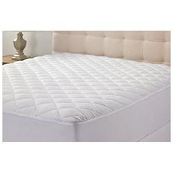 Queens Size Hypoallergenic Quilted Stretch-to-Fit Mattress P