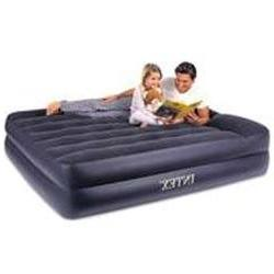 Intex Recreation Corp. 67701 Raised Queen Airbed Mattress Qu