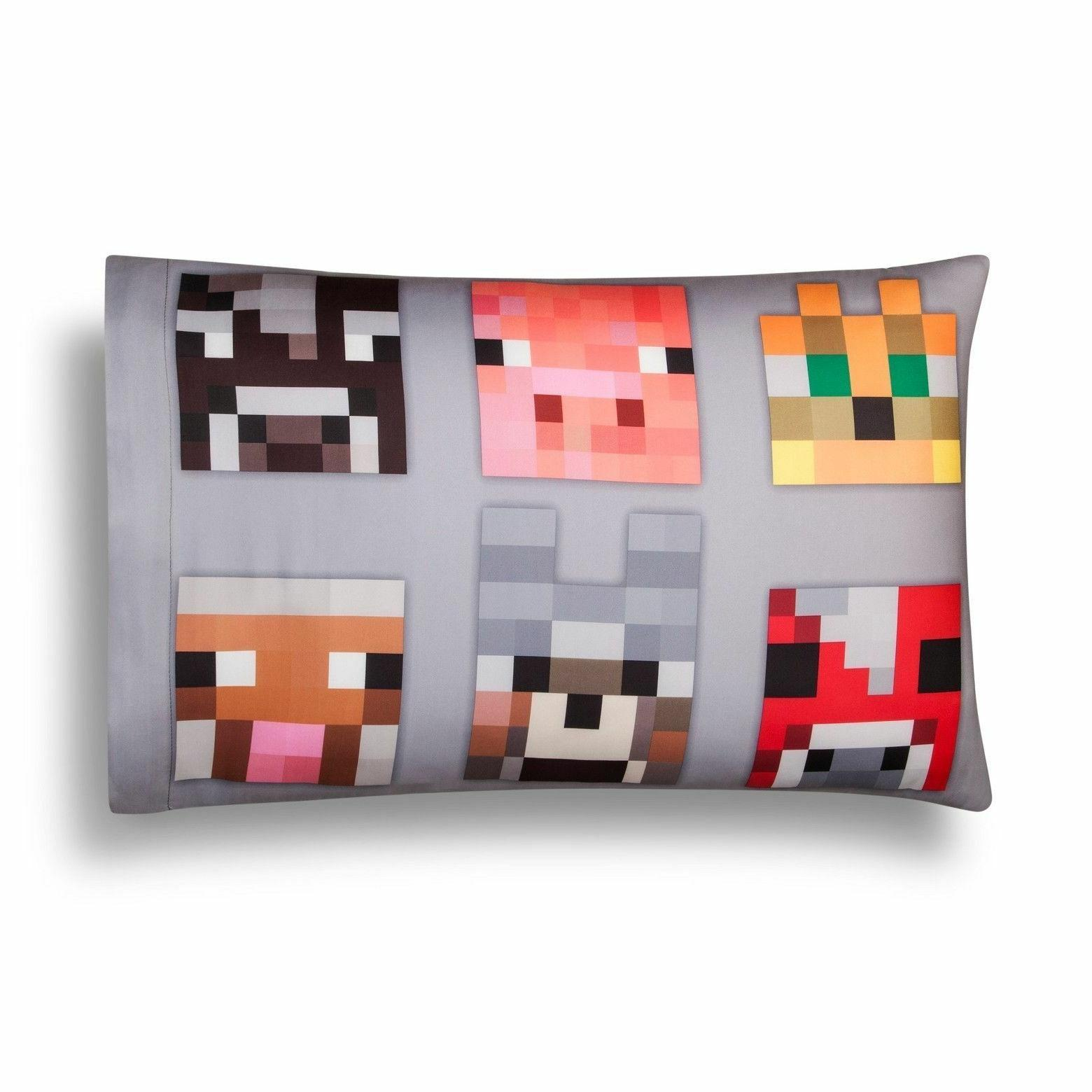 Minecraft Size Twin Sheets NEW