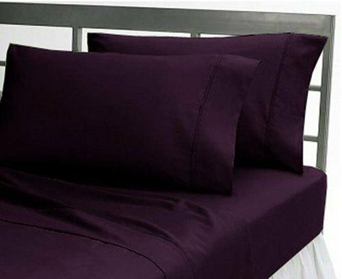 KING SIZE DARK 1500 THREAD COUNT LUXURY EGYPTIAN COTTON SHEET KING