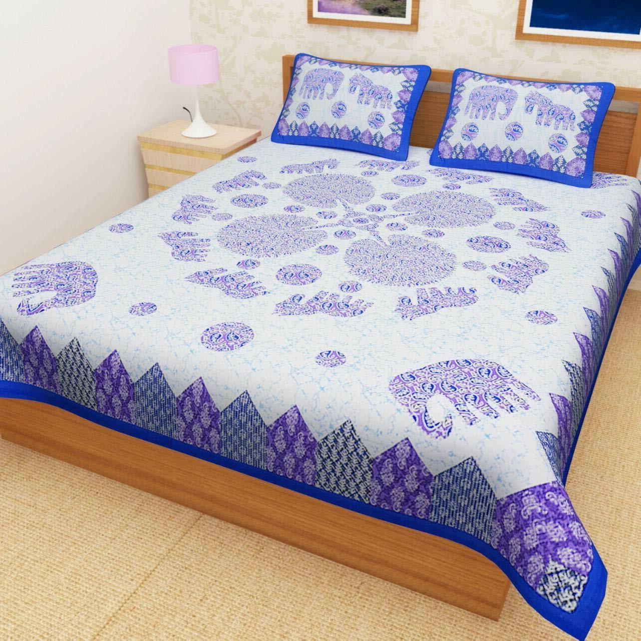 Style n Heaven Cotton Bed Sheets with
