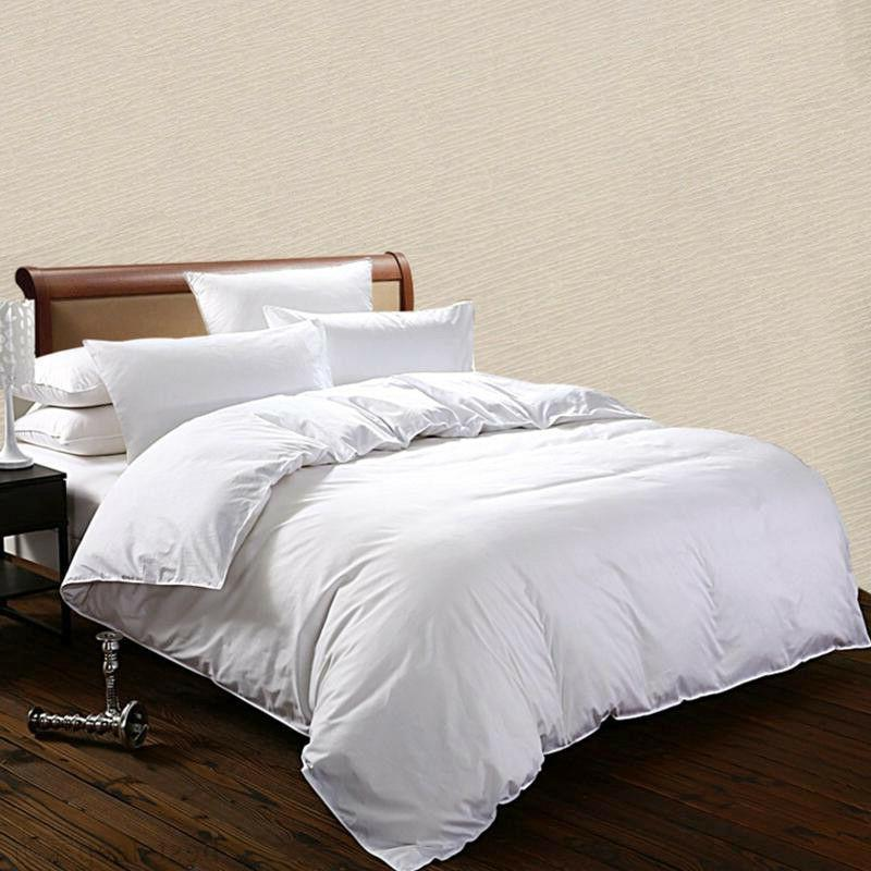 4PCS Hotel 1800 Sheets Queen Size Black Color