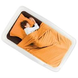 Shrunks Tuckaire Twin Size Inflatable Travel Air Mattress Be