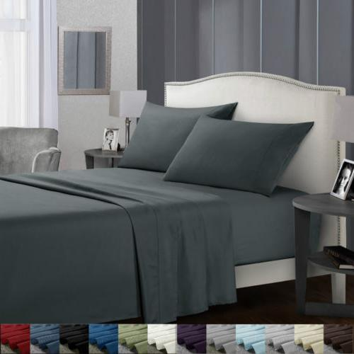 Queen Comfort Sheets Count 4 Sheets Sheets