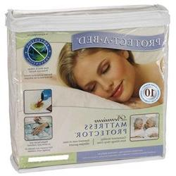 Protect-A-Bed Twin Waterproof Mattress Protector