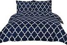 Utopia Bedding Queen Size Duvet Cover with 2 Pillow Shams, N