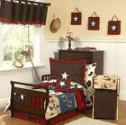 Western Cowboy Horse Boy Toddler Size Bedding For A Kid Bed