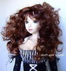 WIG for SUPER DOLLFIE size Dolls Size 8-9   Dorian Wig .. Au