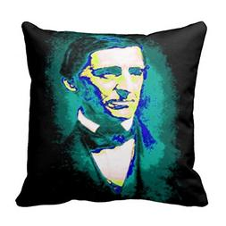 Law Of Attraction Ralph Waldo Emerson Quote Pillow Case 18""