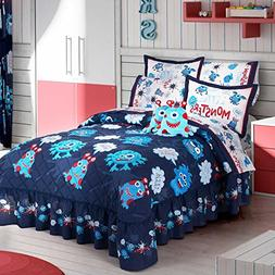 JORGE'S HOME FASHION Little Monsters Boys Chic Collection Be
