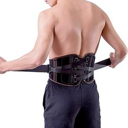 King of Kings Lower Back Brace Pain Relief with Pulley Syste