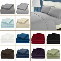 Christmas Day Sale Bedding Item 100% Cotton 400-800 Thread C