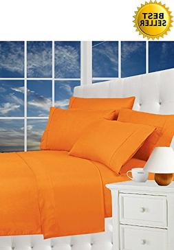 luxurious bed sheets amazon 1800