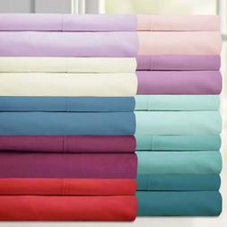 Sweet Home Collection Luxurious Ultra Soft 6-Piece Sheet Set