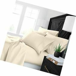 Sleep Restoration Luxury Bed Sheets with All-Natural Pure Al