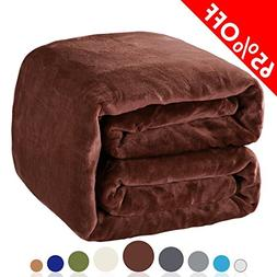 luxury fleece blanket super soft