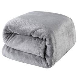 Balichun Luxury Fleece Plush Blanket 320 GSM Super Soft Warm