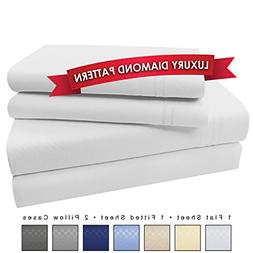 My Perfect Nights 4 Piece Microfiber Sheet Set