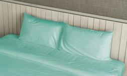 Luxury Sheets for Bed 1800 Count 4 Piece Bamboo Feel Extra D
