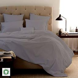 100% Organic Cotton 4pc Bed Bed Sheet Set 800 Thread Count S