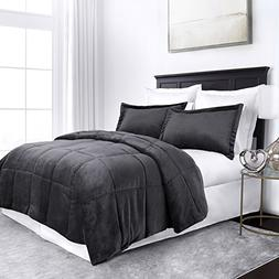 Sleep Restoration Micromink Goose Down Alternative Comforter