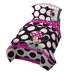 Disney's Minnie Dots are the New Black Twin 5-Pc. Comforter