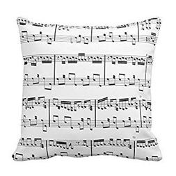 B Lyster shop Music Black and White yyp196 Cotton & Polyeste