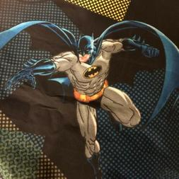 NEW Batman Twin - Flat Sheet Only- Superhero DC Comics Kids
