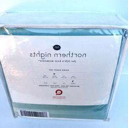 NORTHERN NIGHTS QVC QUEEN DOWN SHEETS NEW IN PACKAGE