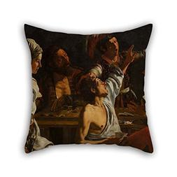 Oil Painting Theodoor Rombouts - Card And Backgammon Players