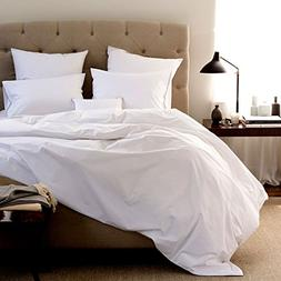 Organic Bed Sheets-Size-QUEEN, Color-WHITE sheets are comfor