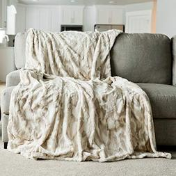 GRACED SOFT LUXURIES Oversized Throw Blanket Warm Elegant So
