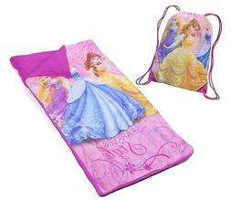 Disney Princess Slumber Bag Set New