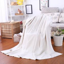 Pure Mulberry Silk Blanket Natural silk sheet Upscale bed sh