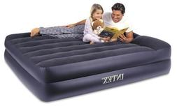 Intex Queen Pillow Raised Airbed Kit