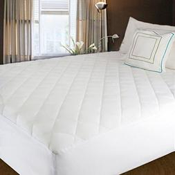 Hippih Quilted Fitted Mattress Pad Covers Waterproof Protect