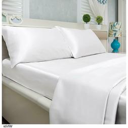 ~ SALE ~ Soft silky Satin Lingerie Bed Sheets + Pillowcases
