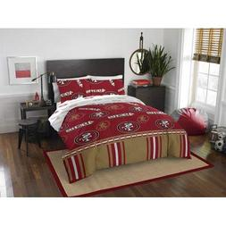 San Francisco 49ers Bed in Bag Set Queen